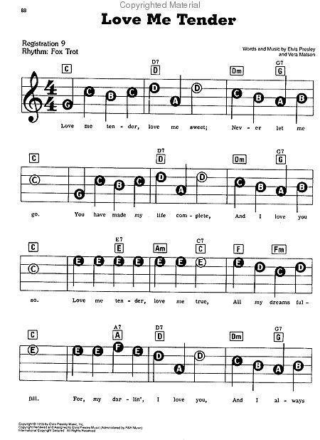 Free Printable Country Sheet Music For Keyboard Yahoo Image