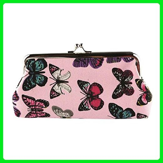 Women Clutch   Handbag Hasp  Small Wallet Change Bag Coin Purse Card Holder