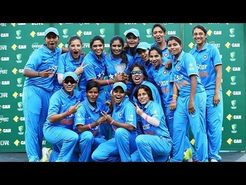 64408e441f2 Top 15 Beautiful Girls Of Indian Women Cricket Team | India Women ...