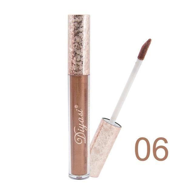Waterproof Lip Gloss Salon Lip Tint Liquid Pigment Kit