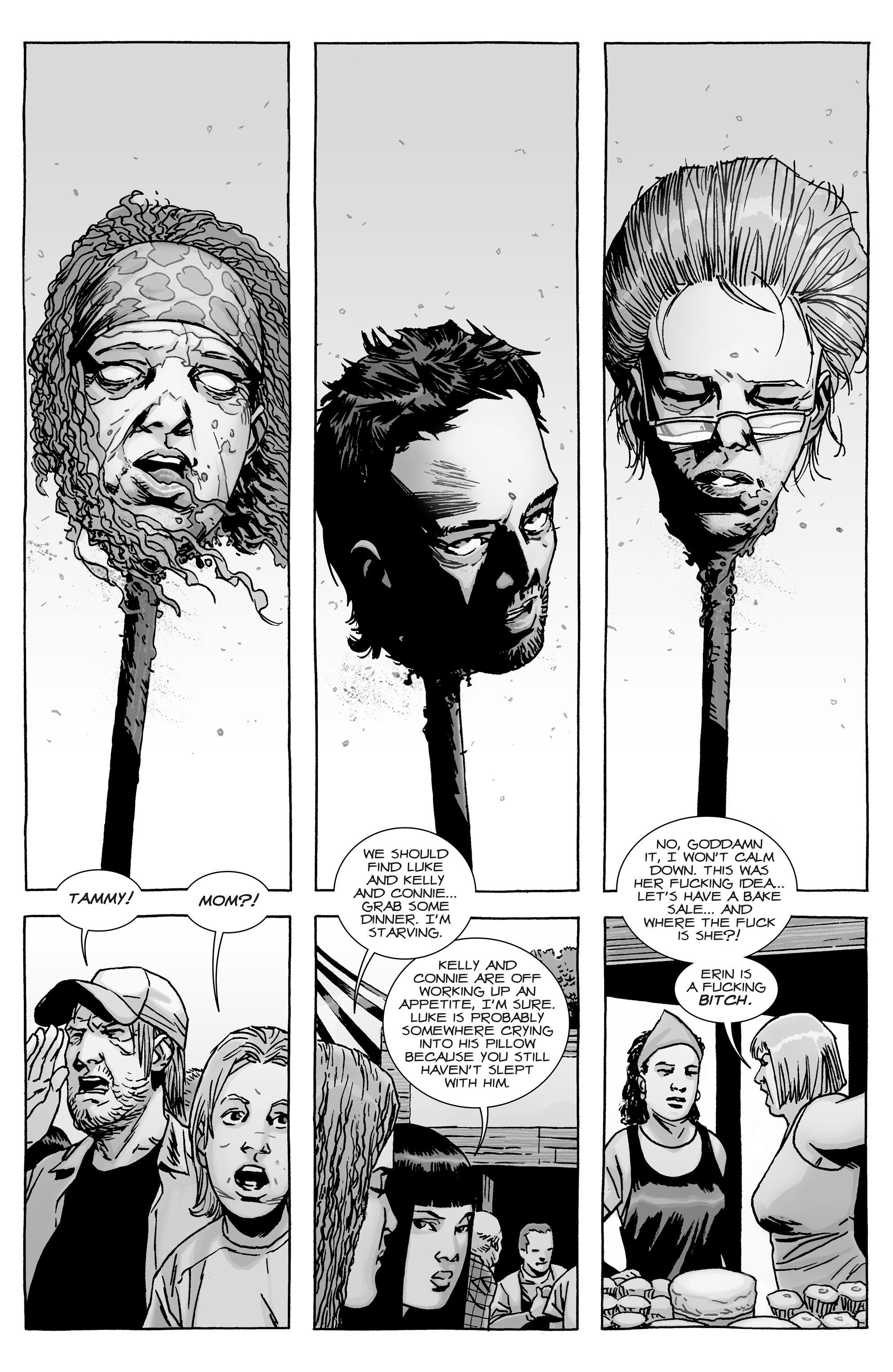 The Walking Dead Issue 144 Read Comic Online In High Quality