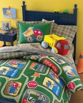 Wonderkids Trucks Bedding Accessories For Kids Kid Beds Kids