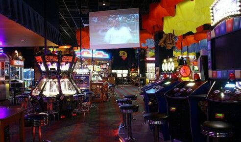 Dave and busters atl