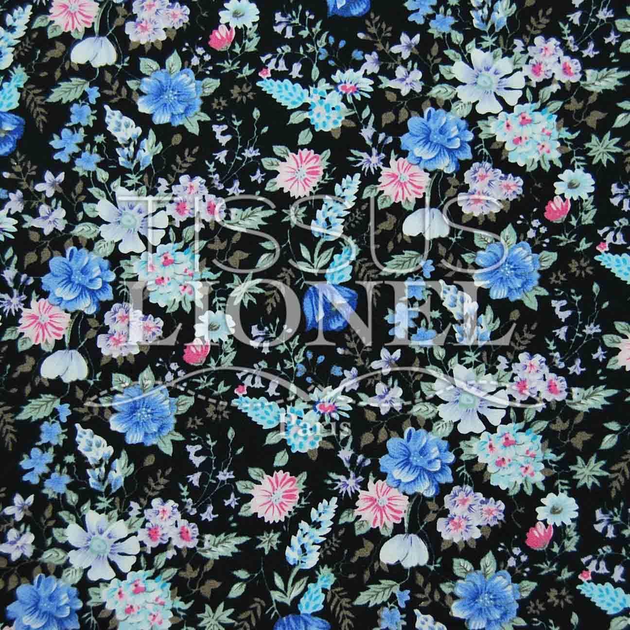 fleurs largeur 150 cm 100 coton