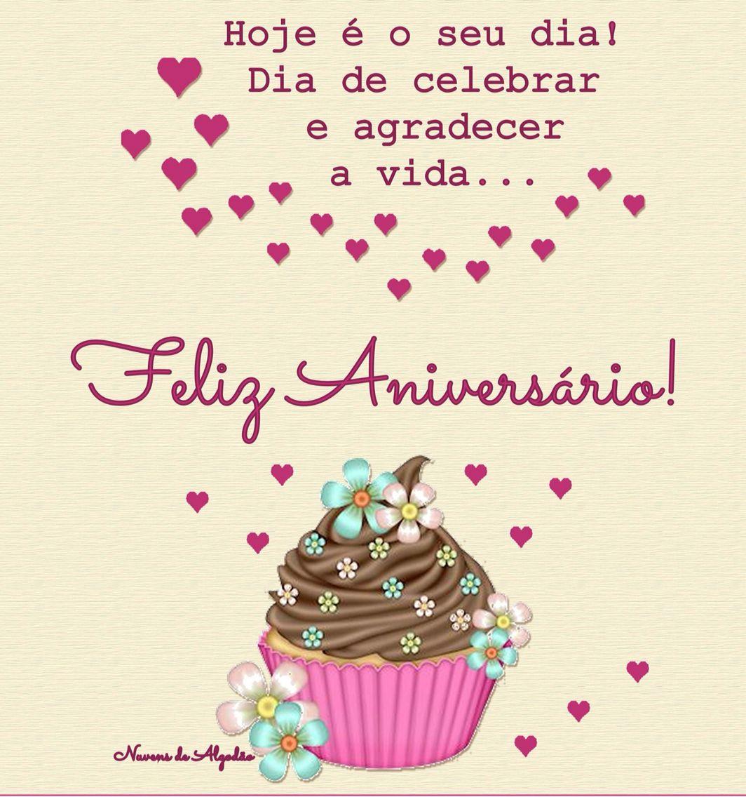 Facebook Mensagem Imagens De Feliz Aniversário Meu
