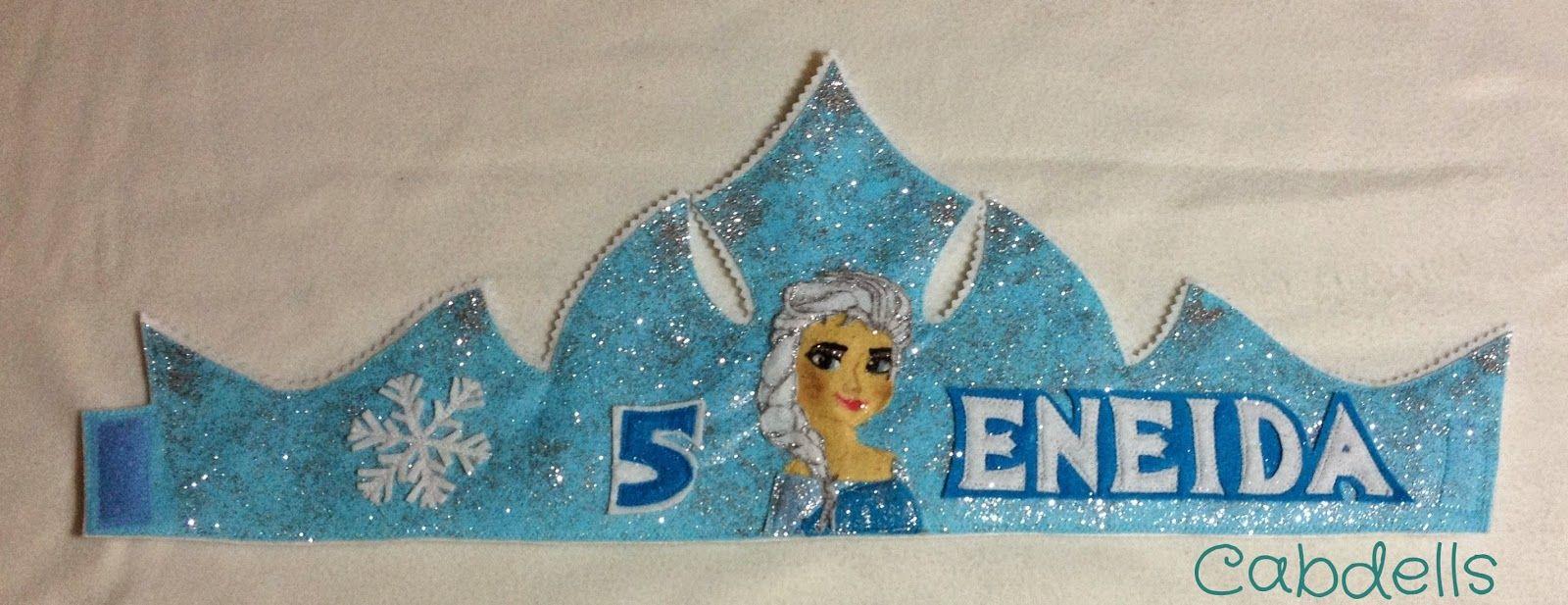 Mueble De Cocina De La Corona De Moldeo Esquina Interior - Corona de cumplea os en fieltro frozen elsa felt birthday birthday crown frozen