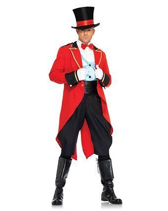 Men/'s Ring Master Costume