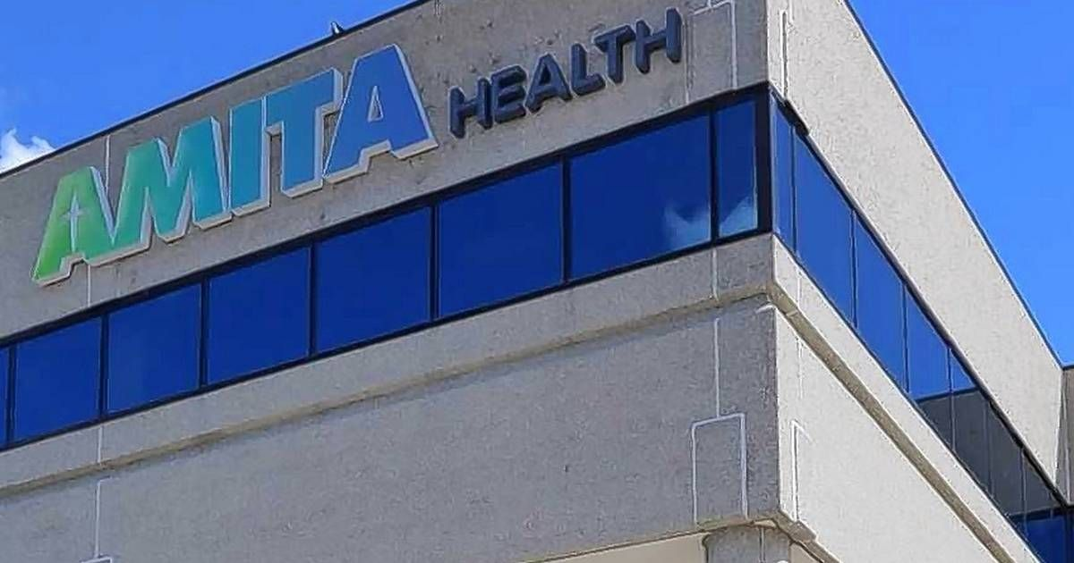 Amita Health plans to consolidate employees to Navistar