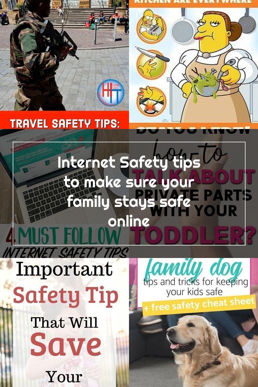Internet Safety Tips #parenting #online #internet # ...