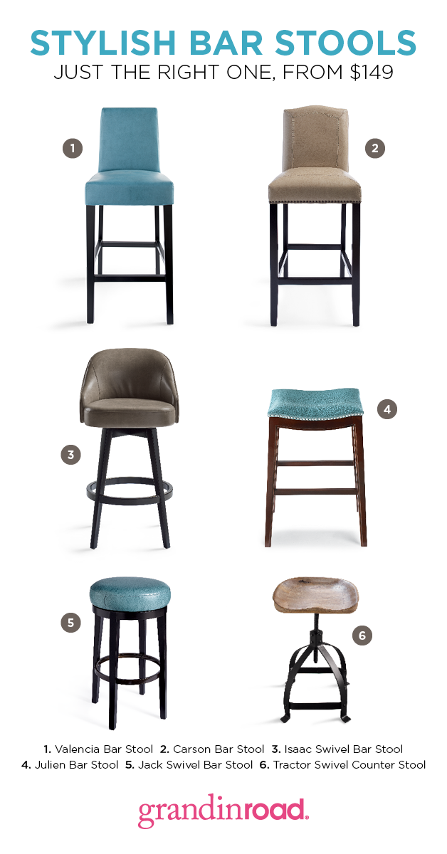 Step Right Up What Can We Get You Versatile Saddle Style Bar Stool Or Extra Comfy Wrapped Back Bar Or Counte Indoor Furniture Home Decor Kitchen Bar Stools