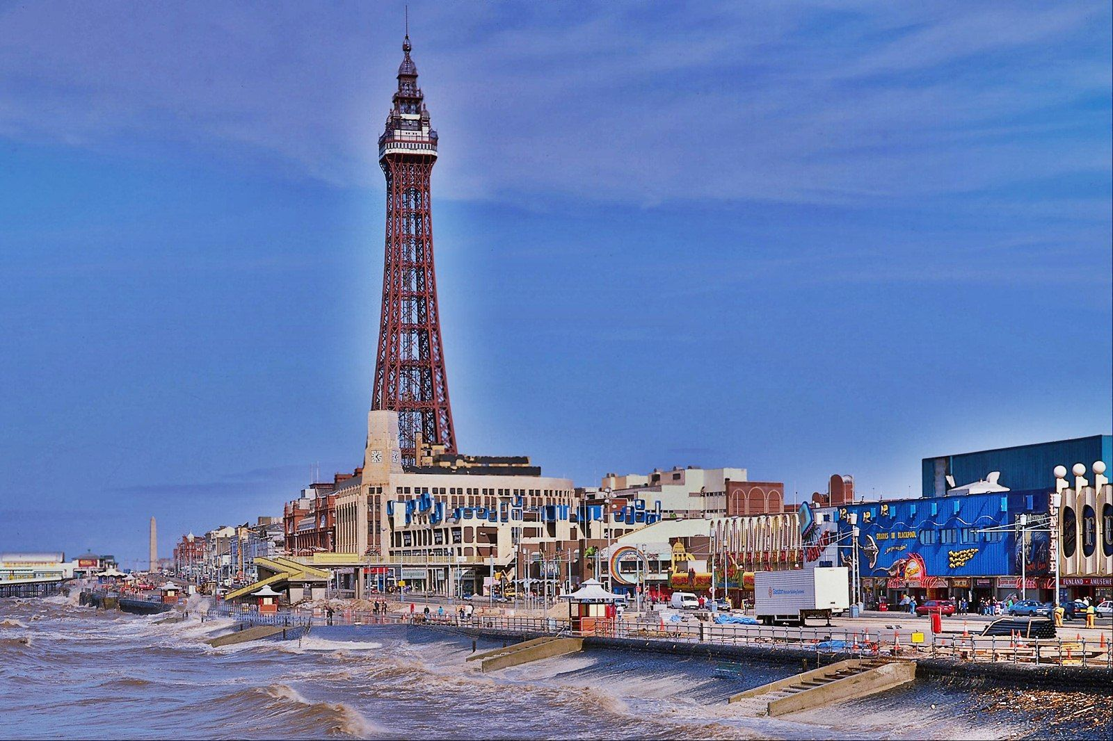 Blackpool | blackpool tower Blackpool, England | Heritage ...