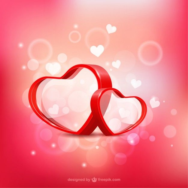 Fun Free Valentines Day Vector Backgrounds Love Wallpaper Heart Background Vector Free
