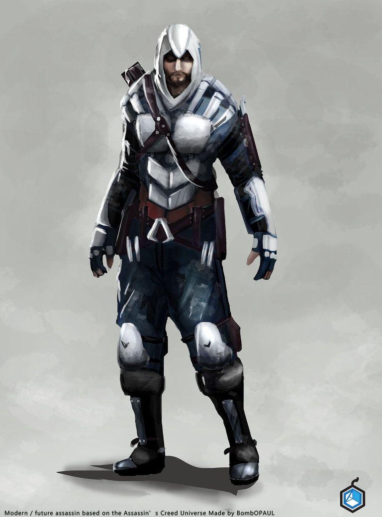 Modern Assassin Modern Assassin Assassin S Creed Assassins