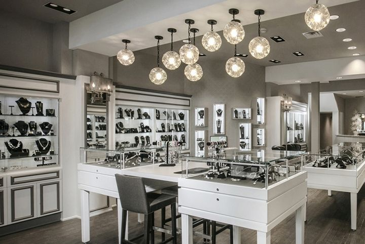 Star Jewelers Store By Nvironment, Columbus   Ohio. Visit City Lighting  Products! Https