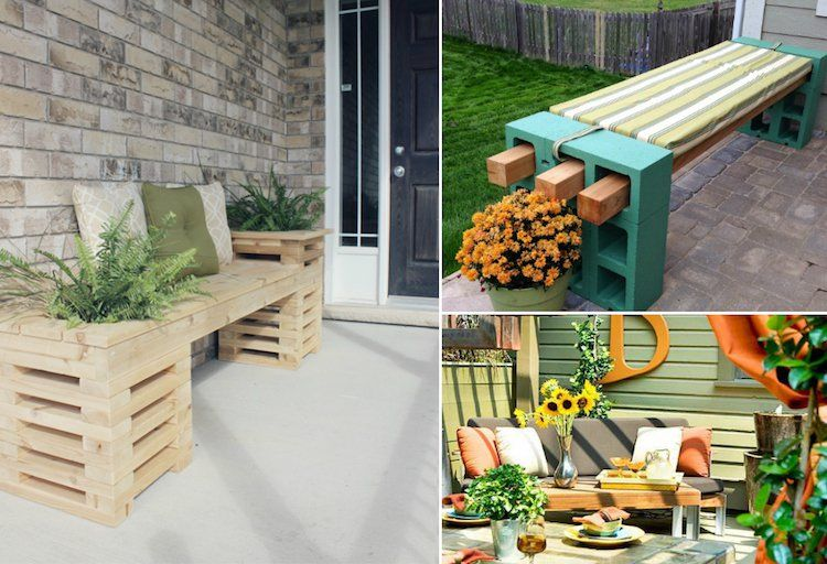Decor De Jardin Et Terrasse A Faire Soi Meme 25 Idees Originales Pas Cheres Decoration Jardin Deco Jardin Zen Amenager Jardin Pas Cher