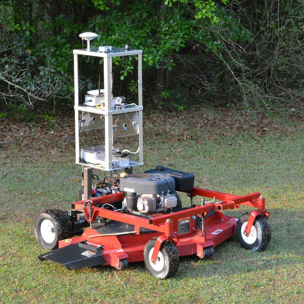 Let S Build An Autonomous Large Scale Mower Robotic Lawn Mower Mower Drone Design