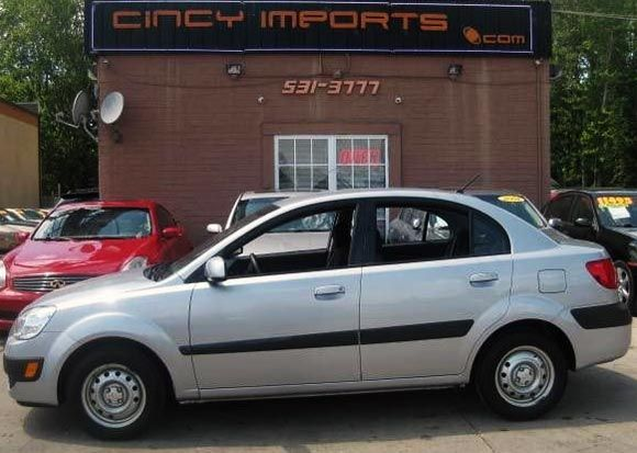 Cars Under 8000 >> Kia Rio 2008 5495 Best Cars Under 8000 Where To