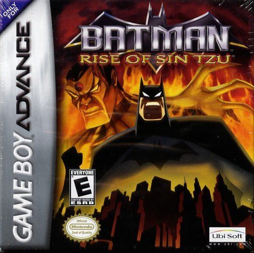 Batman Rise Of Sin Tzu Game Boy Advance By Ubi Soft Http Www Dp B00009zvhn Ref Cm Sw R Pi Dp Ctcbs Batman Rises Game Boy Advance Gameboy Advance