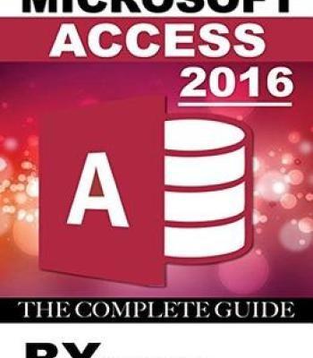 Microsoft Access 2016 PDF   Look This Up!!!   Microsoft