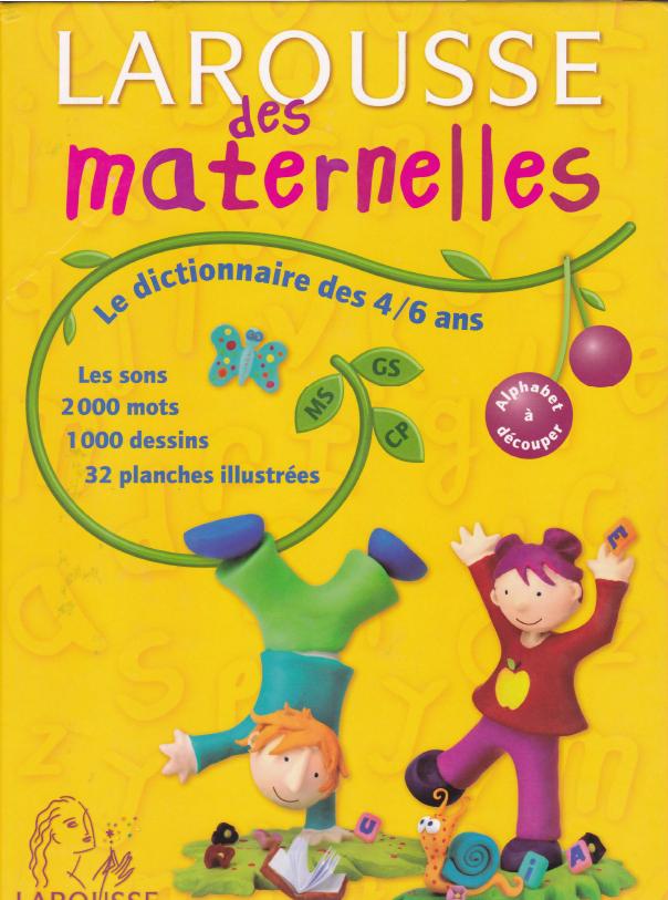 Activites Larousse Des Maternelles Pdf Maternelle