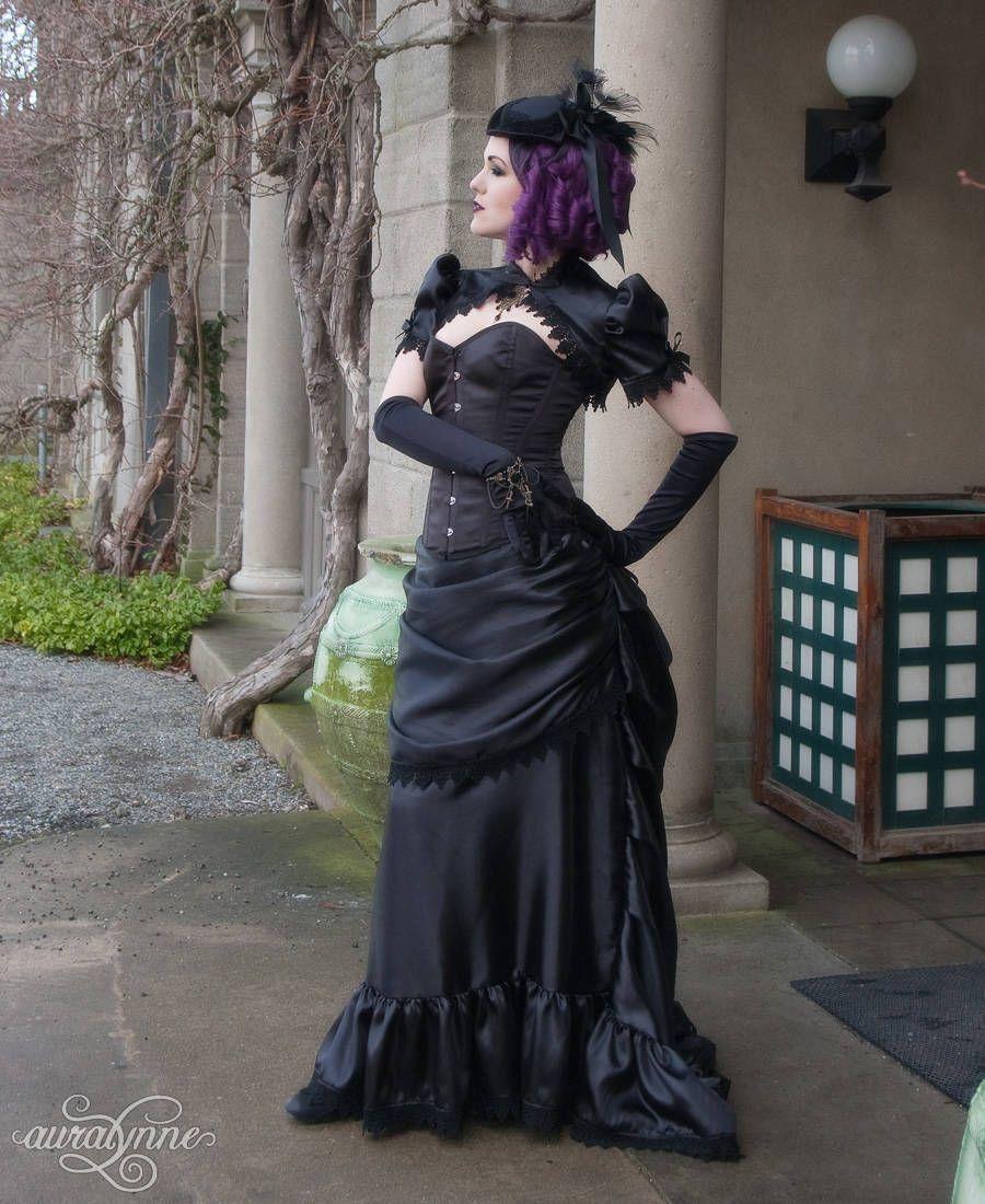 Dark Lady Tenue Gothique Queen Costume