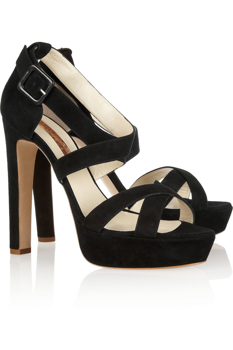 best wholesale cheap price discount many kinds of Rupert Sanderson Patent Leather Multistrap Sandals JtCCc