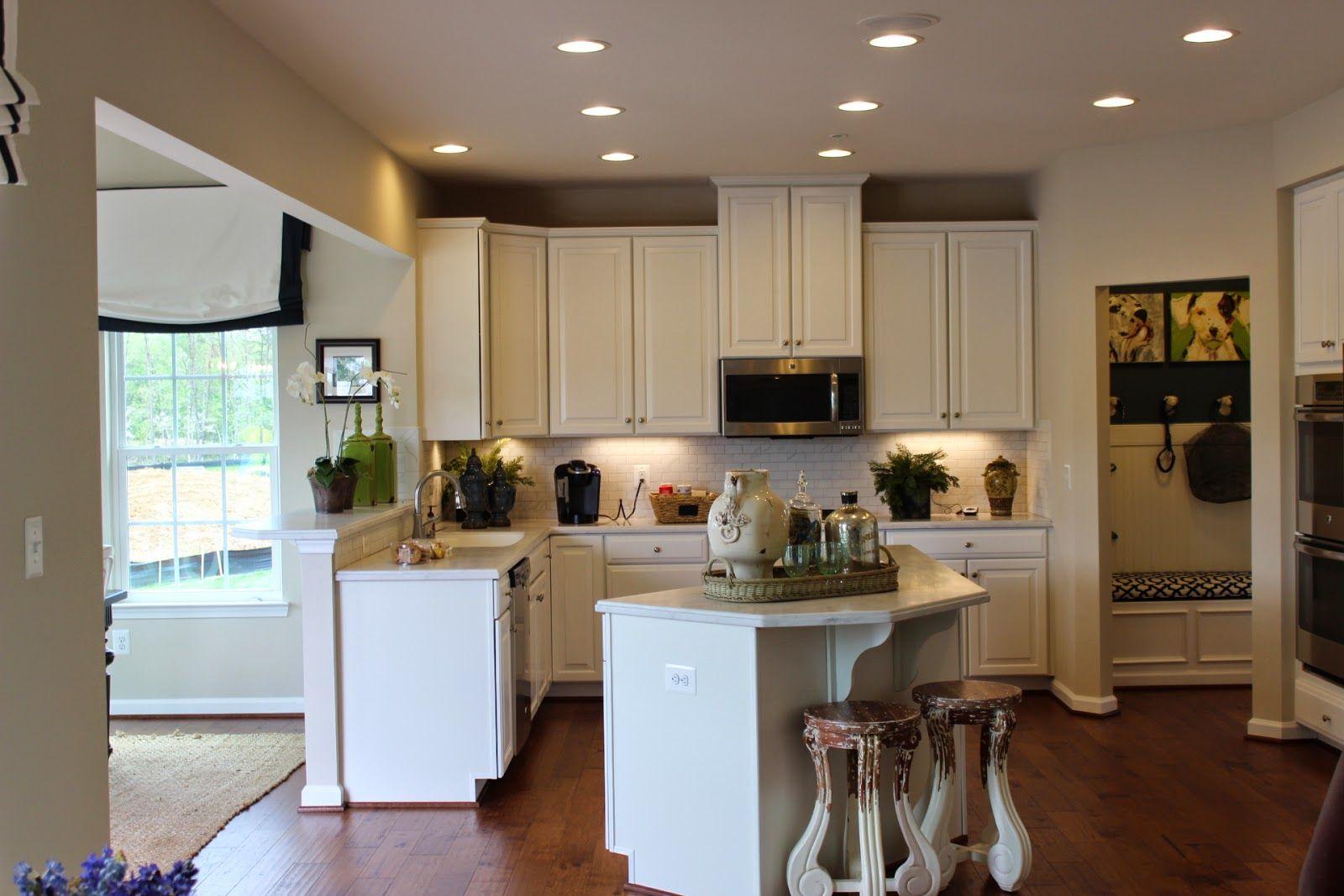 Bye Bye Nice Sales Lady Ryan Homes Kitchen Cabinets Upgrade Home