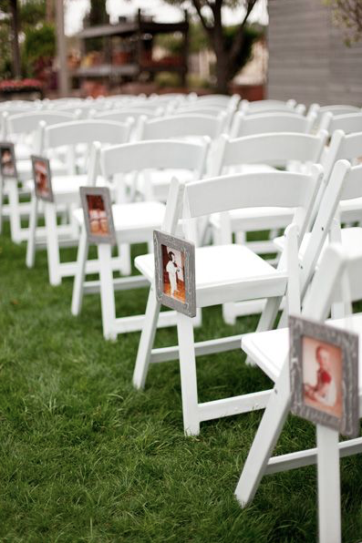 10 Ways To Decorate Your Chairs At Your Wedding Rustic Wedding