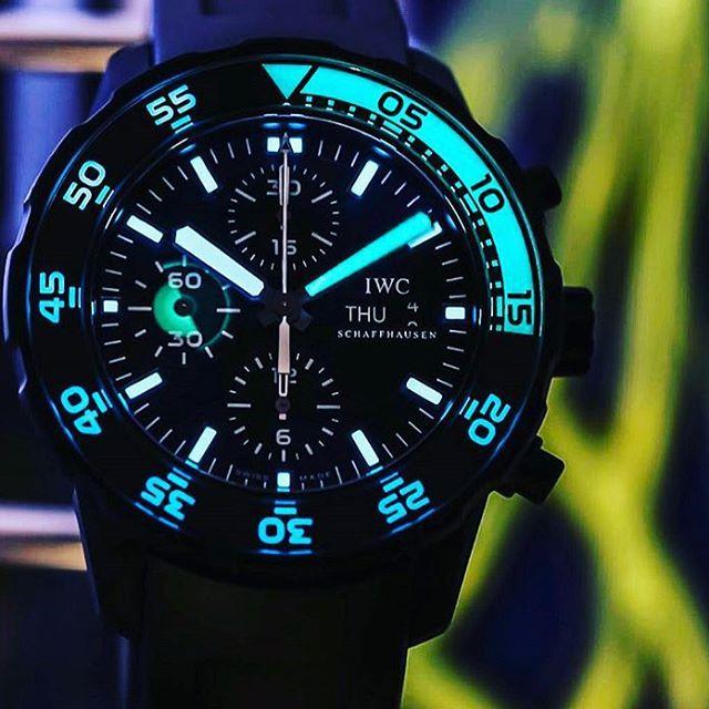 IWC Aquatimer Chrono