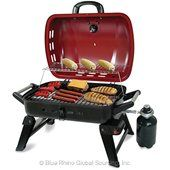 Patio Garden Camping Cooker Grilling Gas Barbecue Grill