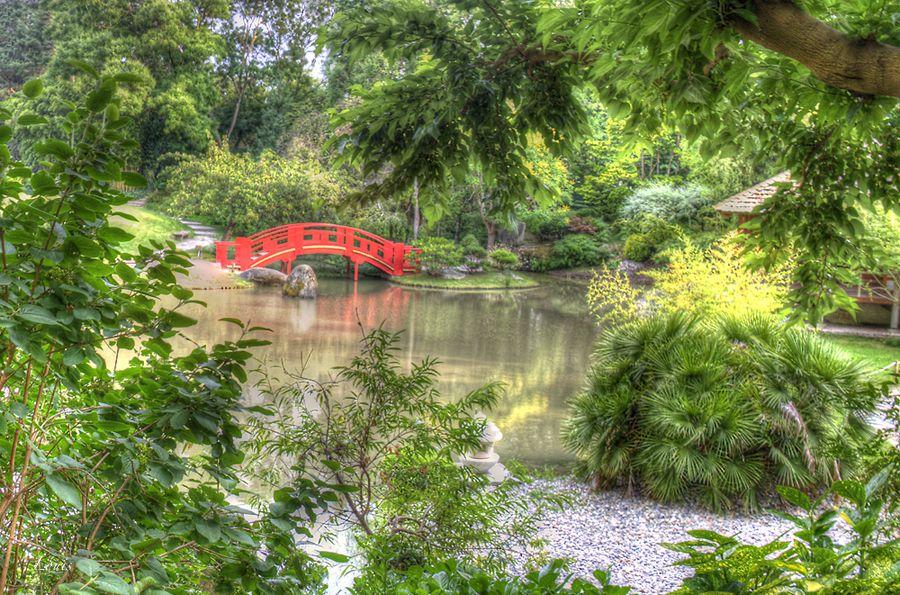 Jardin Japonais Toulouse Jardins Toulouse Et Japon