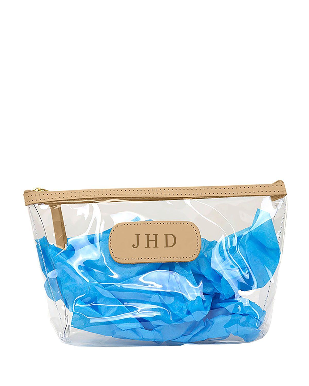 Jon Hart Clear Grande Cosmetic Bag Cosmetic bag, Grande