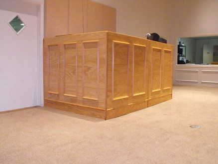 how to build a soundproof booth