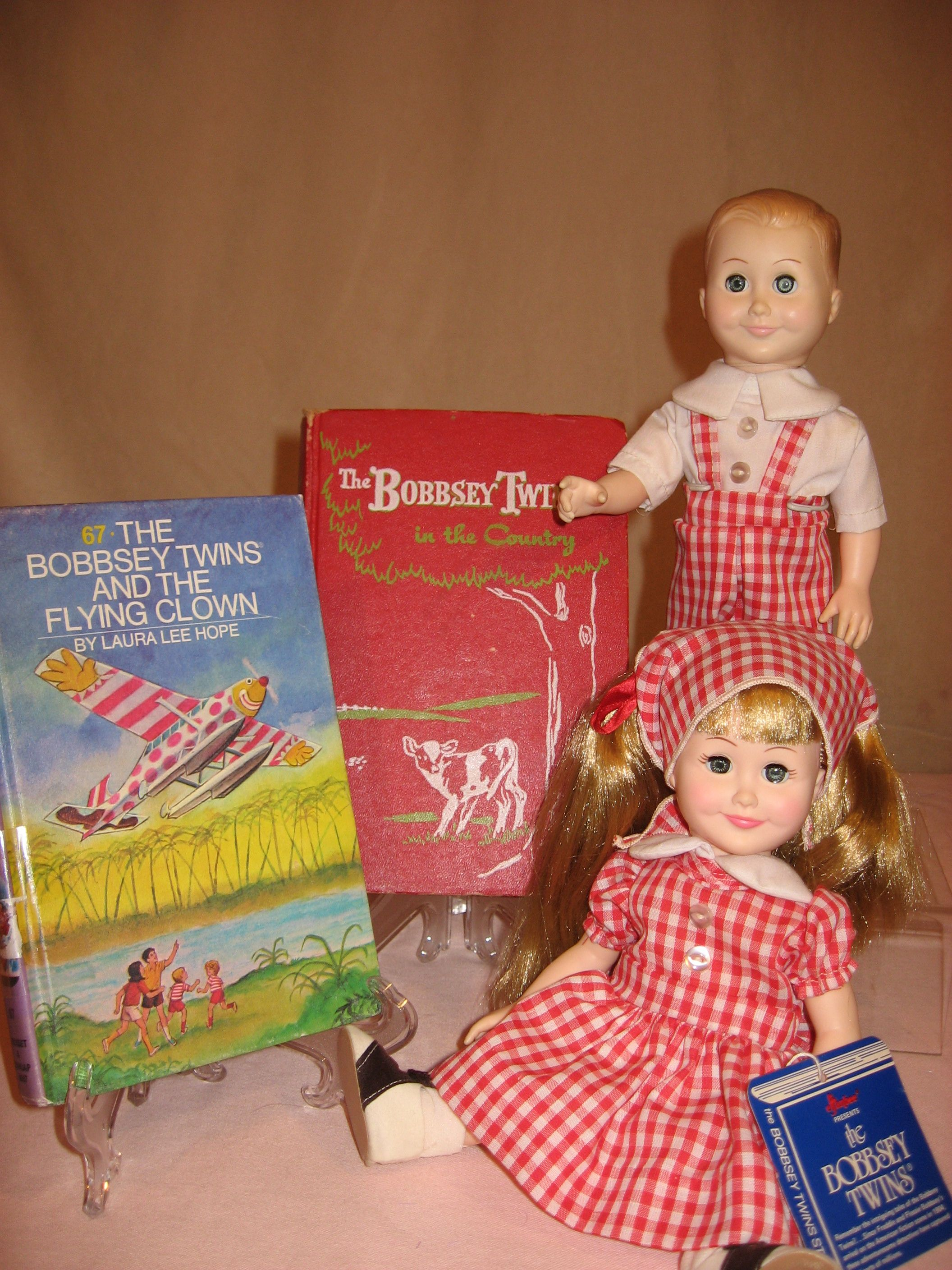The Bobbsey Twins from Effanbee