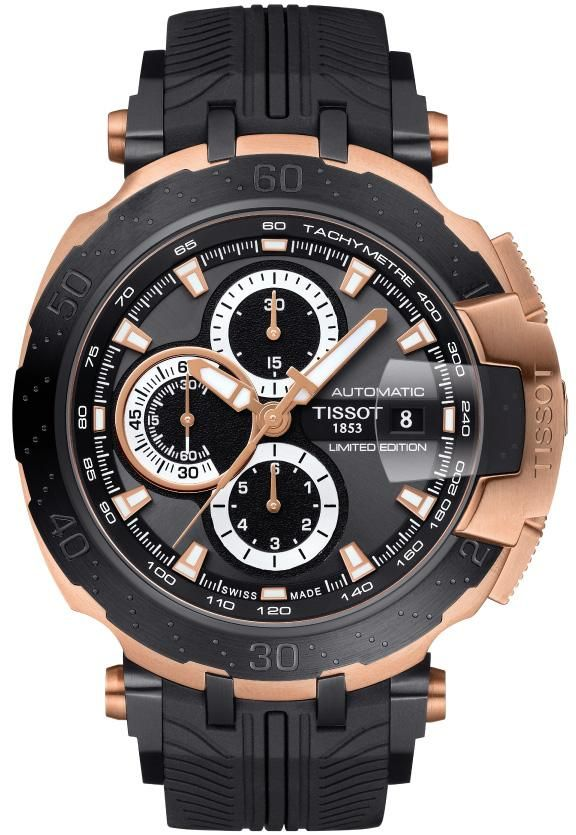 f43a921d115 Tissot Watch T-Race MotoGP Automatic Limited Edition 2018  add-content   basel-18  bezel-fixed  bracelet-strap-rubber  brand-tissot ...