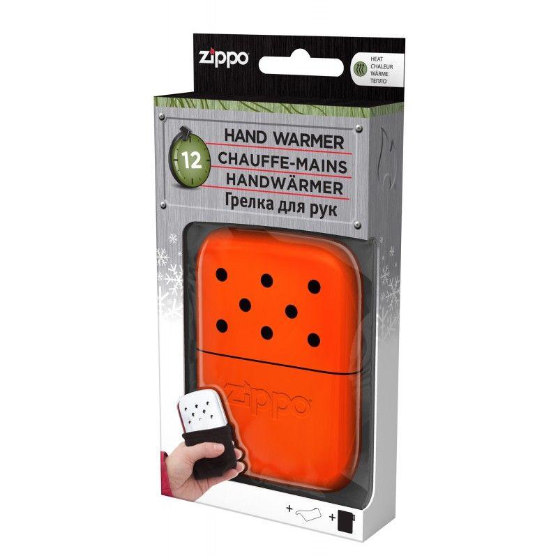 12 Hour Orange Hand Warmer - Official Zippo Shop UK