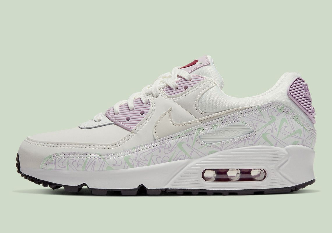 Nike Air Max 90 Valentines Day Arrives On February 8th in