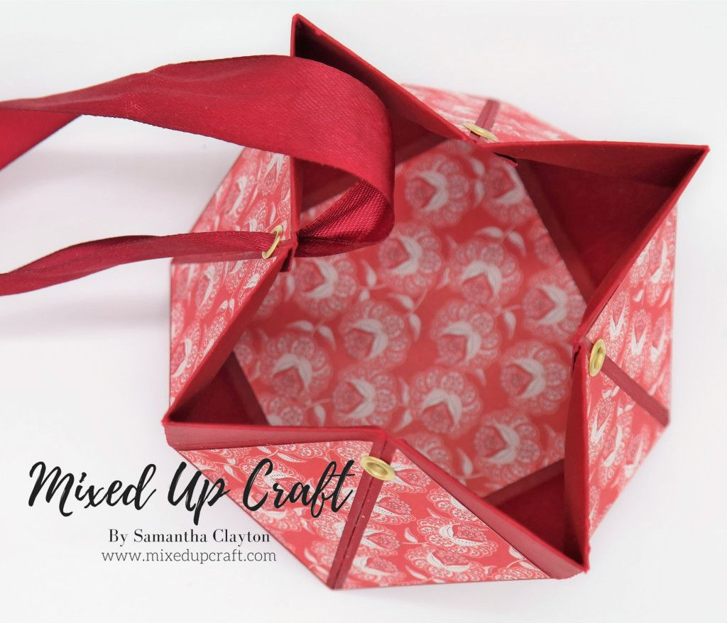 Origami Faceted Gift Boxes & Origami Faceted Gift Boxes in Any Size | Craft ideas | Origami gift ...