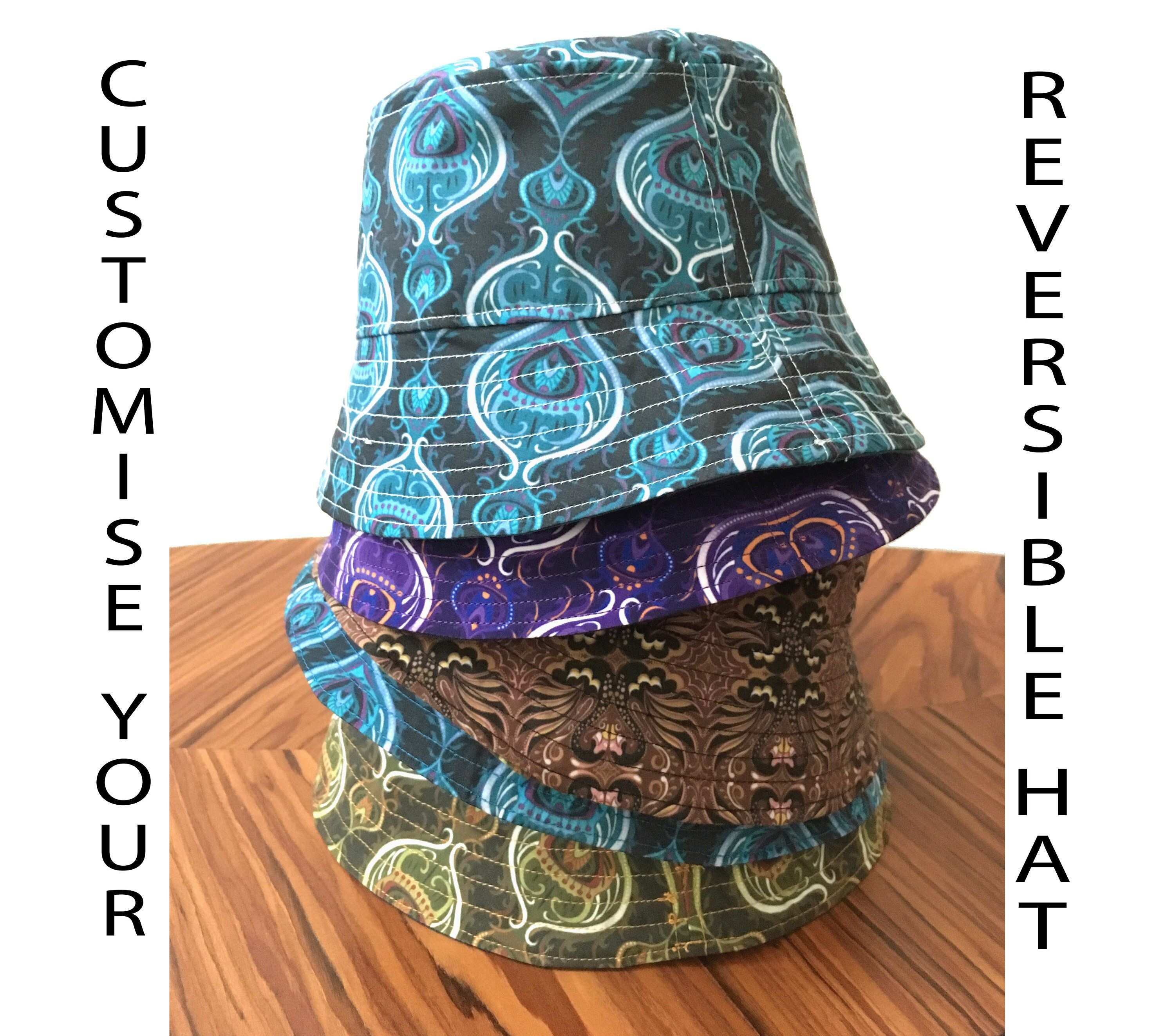 95793a76b68  Customized Adult  BucketHat  Personalise Your Hat