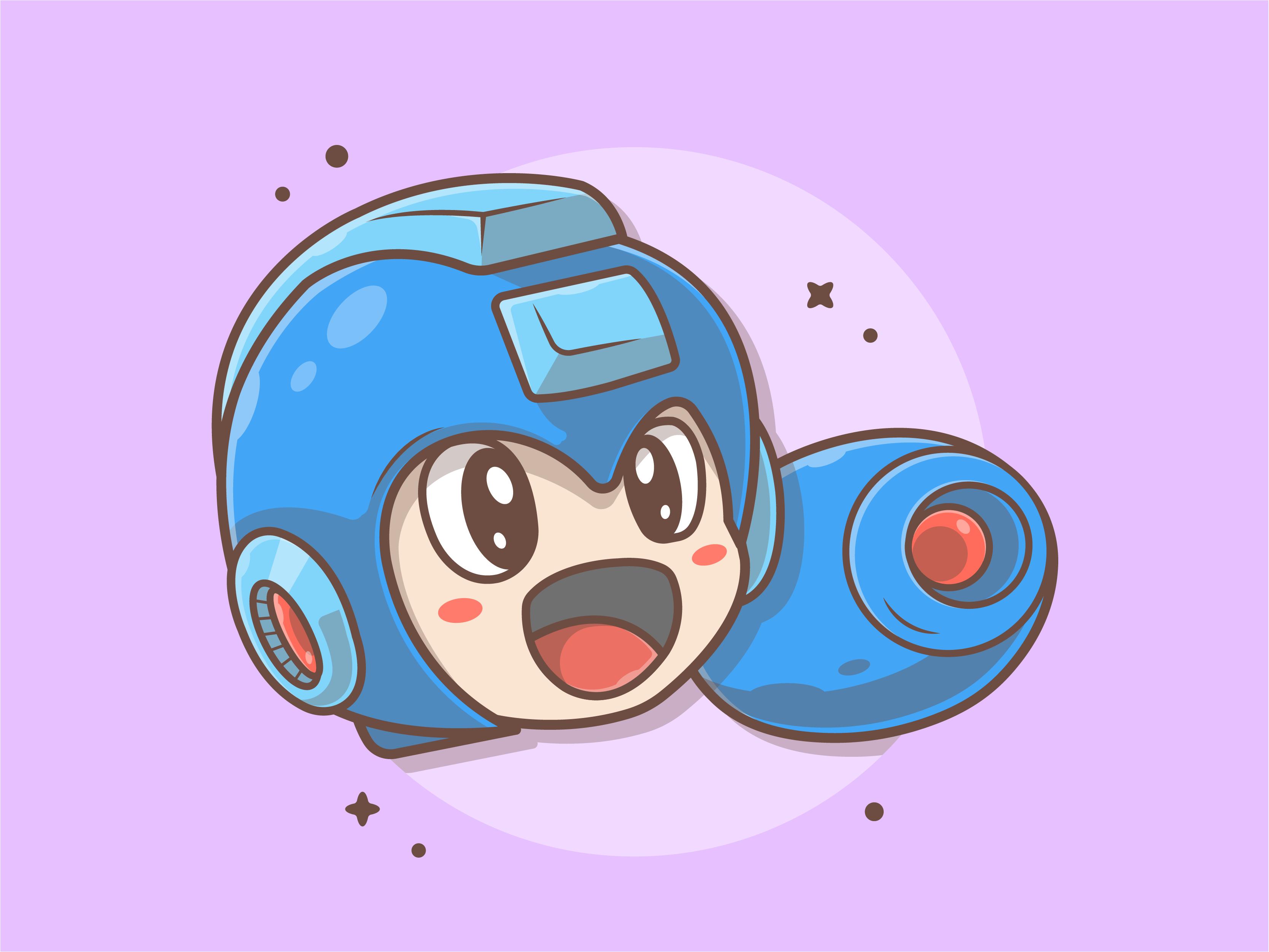 Megaman Anime Boy Sketch Mega Man Art Mega Man