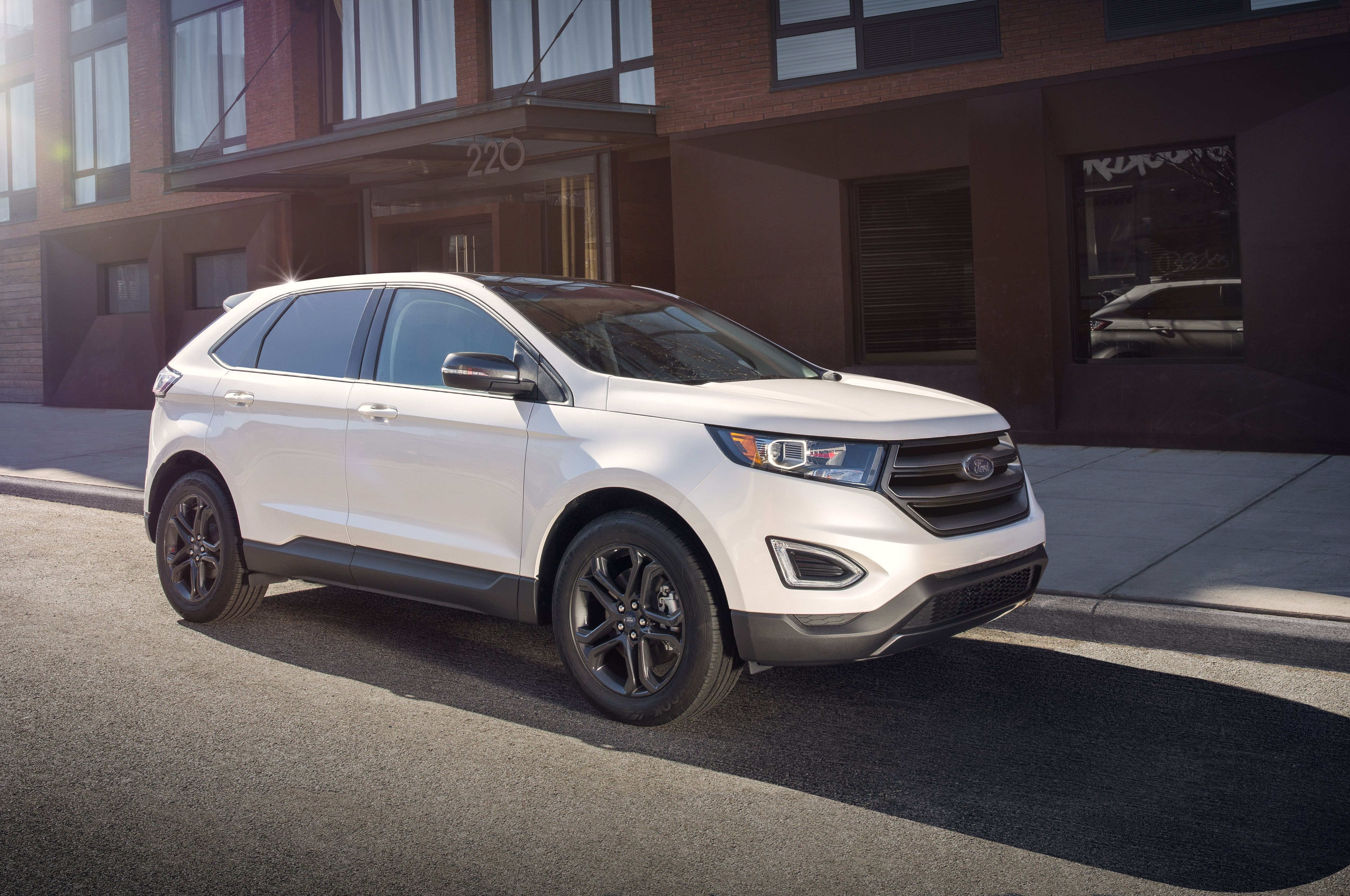 2018 Ford Edge Gains Sel Sport Appearance Package With Images