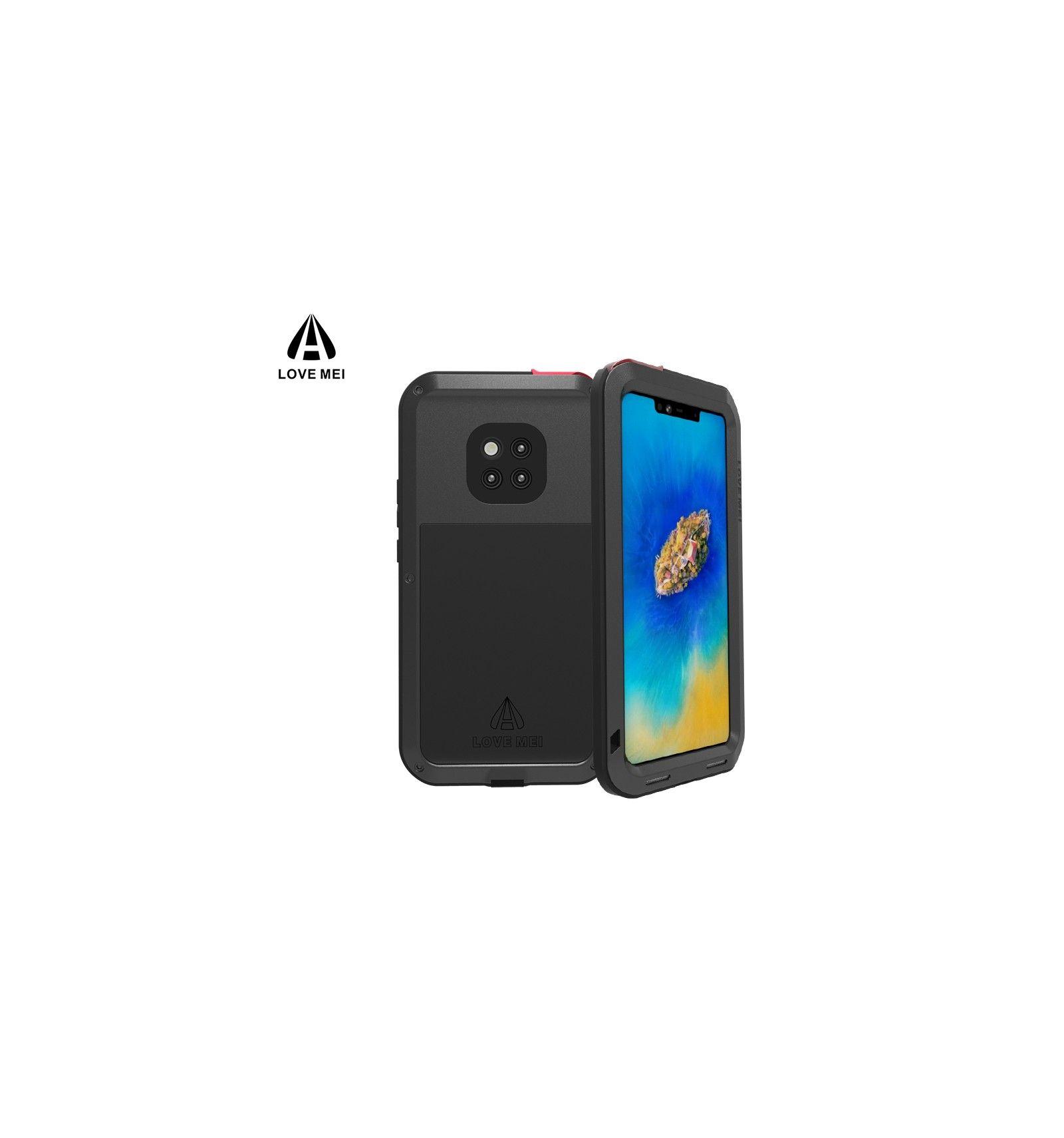 Lovemei Huawei Mate 20 PRO Stoßfestes Gehäuse Stoßfänger aus