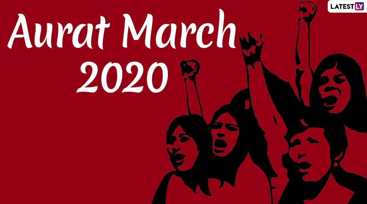 Aurat March March Empowerment Leiden University