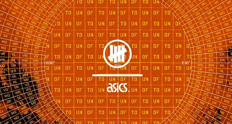 UNDFTD x ASICS Gel Lyte V Release Date