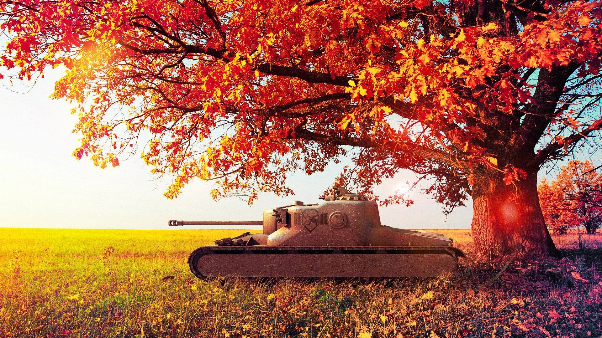 Pictures for Desktop: World of Tanks wallpaper - World of Tanks category
