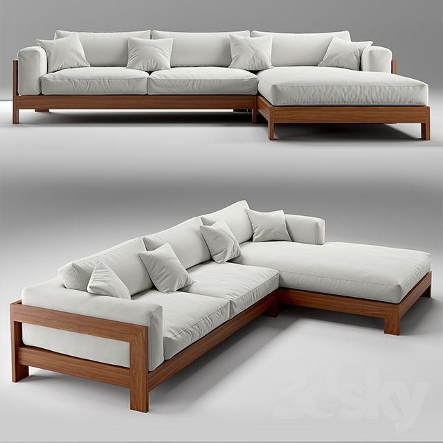 3d Model: Furniture: Sofas