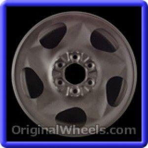 Chevrolet Trailblazer Wheels Rims Hollander 8059 Chevrolet Trailblazer Chevytrailblazer Wheels Rims Stock Chevrolet Trailblazer Chevy Trailblazer Custom Wheels