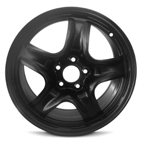 New 17 5 Lug Ford Fusion 10 12 Mercury Milan 10 11 Black