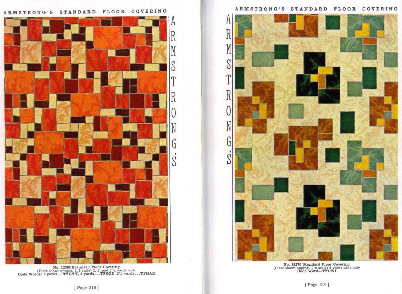 Art Nouveau Reproduction Decorative Ceramic tile 318 Tile