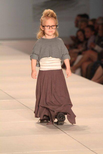 Neve/Hawk Clothing Line  http://www.neveinspired.com/  Their GORGEOUS little girl Neve!
